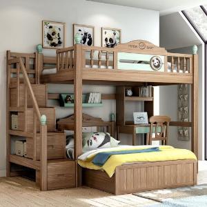 Những mẫu giường hai tầng thông minh cho bé đảm bảo an toàn, chất lượng lọt vào top 10 hiện nay?