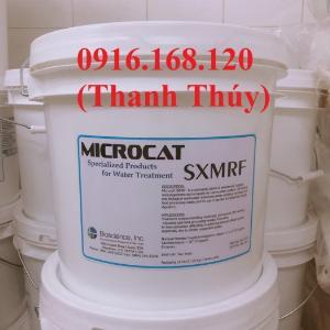 Microcat sxmrf: Men vi sinh bột xử lí bùn, đáy ao đột phá cao cấp Mỹ