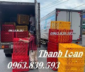 Rổ nhựa có bánh xe chuyên dùng trong ngành may mặc giá sỉ trên toàn quốc. 0963.839.593 Ms.Loan