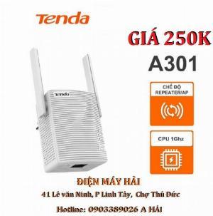Thiết bị Kích sóng WiFi Tenda A301 hàng chính hãng, giá rẻ,