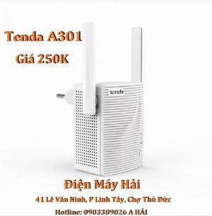 2021-10-22 14:20:41  2  Thiết bị Kích sóng WiFi Tenda A301 hàng chính hãng, giá rẻ, 250,000