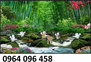 2021-10-23 09:53:19  4  Tranh gạch 3d phong cảnh tre trúc - 323SP 1,200,000