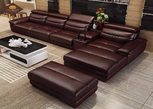 Các mẫu sofa góc đẹp hiện đại, da cao cấp, giá ưu đãi cuối năm tại Tân Uyên, Bình Dương