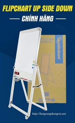 Bảng Flipchart Up side Down (KT: 60x100cm)