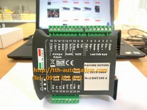 Đầu cân DAT100/Analog sản xuất tại Italy (cung cấp đầy đủ CO CQ) - 0915322692