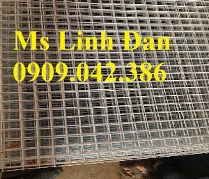 Thông số kỹ thuật lưới hàn inox 304