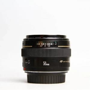Canon 50mm F1.4 EF USM 50 1.4 18886