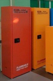 Tủ đựng dung môi chống cháy 2