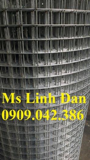 Lưới thép hàn mạ kẽm d3.5 mắt 50, lưới hàn mạ kẽm d3.5