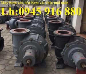 Địa chỉ bán sên hút bùn cát công suất lớn, chịu mài mòn nhập khẩu chính hãng tại Hà Nội