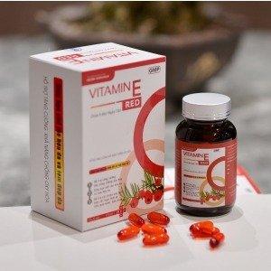 Vitamin E Red - Làm đẹp da, ngăn ngừa lão hóa