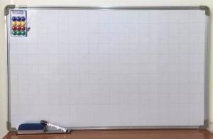 Bảng từ trắng viết bút dạ KT: 60x100cm (treo tường)