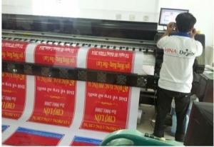 In banner số lượng nhiều từ hiflex cho thông báo chuyển dời trụ sở kinh doanh