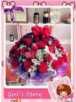 Hoa tươi tình yêu - Hoa Tình Yêu TY101