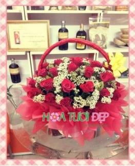 Hoa được sử dụng trong dịp: sự kiện, hội nghị, ngày quốc tế phụ nữ 8/3, ngày phụ nữ Việt Nam 20/10, ngày sinh nhật bạn bè, những dịp chúc mừng khác.