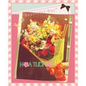 Hoa Mừng Sinh Nhật BSN014