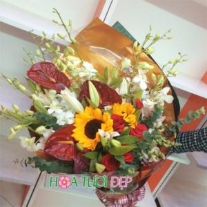 Hoa Chúc Mừng CM116