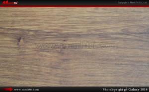 Sàn nhựa giả gỗ Galaxy 1014