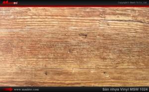 Sàn nhựa giả gỗ Vinyl MSW 1024
