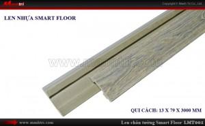 Len chân tường sàn gỗ Smart Floor LMT001