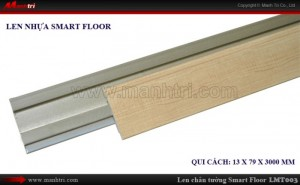 Len chân tường sàn gỗ Smart Floor LMT003