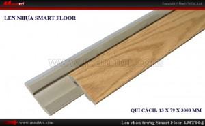 Len chân tường sàn gỗ Smart Floor LMT004