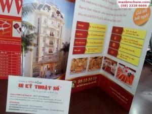 Đặt in brochure nhanh rẻ đẹp tại TPHCM