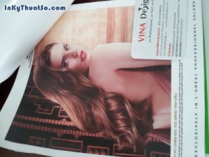 In tranh khổ lớn canvas đẹp cho salon tóc cao cấp