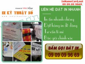 In name card doanh nhân