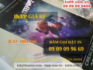 In PP giá rẻ làm poster