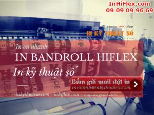 In băng rôn hiflex quảng cáo bất động sản