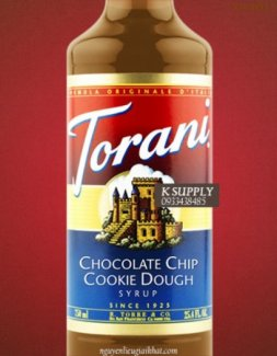 Nguyên liệu giải khát Torani - Chocolate Chip