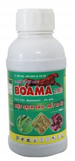 Thuốc trừ sâu BOAMA 2.0EC 100ml