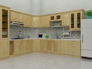 Nhận đóng tủ bếp tại Tp HCM, Tủ bếp giá rẻ