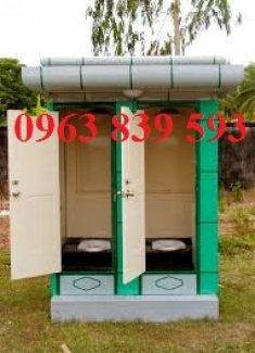 Cần bán và cho thuê nhà vệ sinh lưu động, nhà vệ sinh công trường, sự kiện giá rẻ