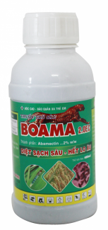 Thuốc trừ sâu Boama 2.0EC 480ml
