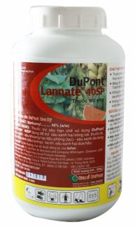 Thuốc trừ sâu Lannate 40SP 500gr