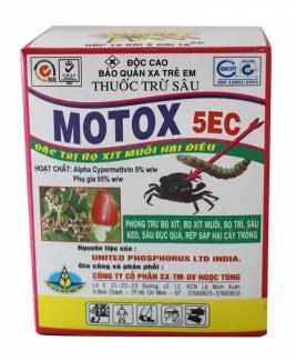 Thuốc trừ sâu Motox  5EC 100ml