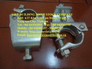Cùm xoay, cùm cố định, kẹp dầm, kẹp má, thang ống giàn giáo BS1139
