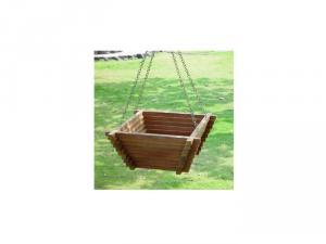 Chậu gỗ treo BAS 003 HANGING BASKET