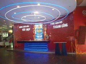 Thi công Showroom quảng cáo - Quảng cáo Ánh Sao Trẻ