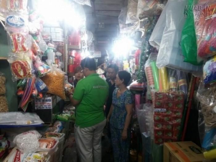 [ Báo Người Lao Động ] Muabannhanh.Com Giải Pháp M-Commerce Nhanh Dễ Dàng