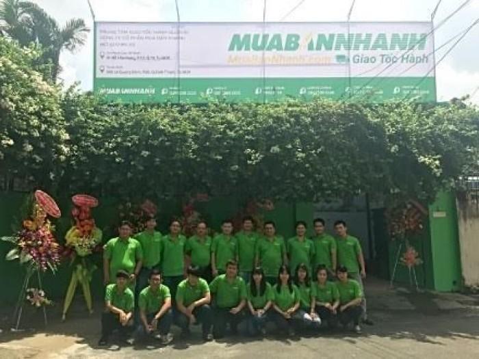 [ Báo Tiền Phong ] Muabannhanh.Com - Hiệu Quả Tức Thì