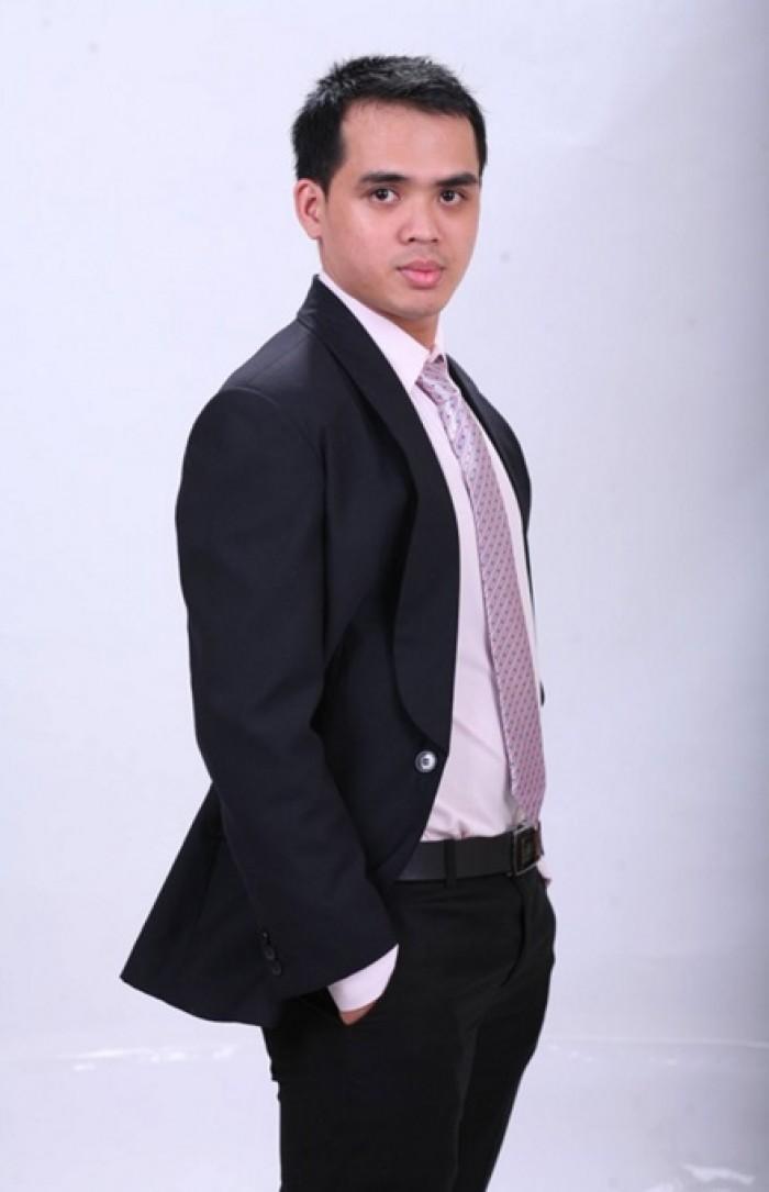 Tân CEO trẻ VINADESIGN - Ông Trần Phi Vũ