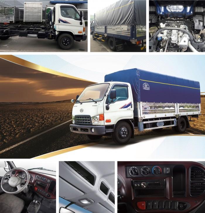 Bài Đánh Giá Chi Tiết Nhất Về Dòng Xe Tải Hyundai Hd99