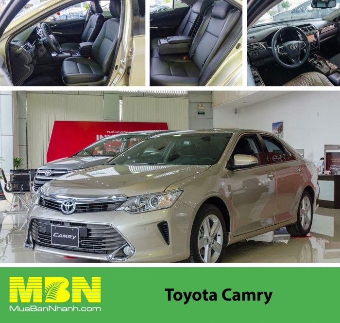 Giá Toyota Camry