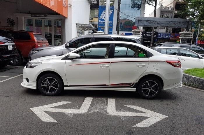 Đánh giá, thông số kỹ thuật, hình ảnh, ưu nhược điểm và giá bán Toyota Vios