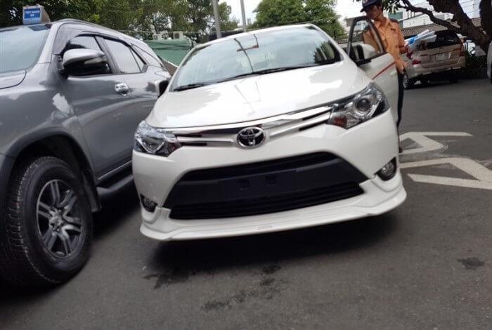 Đánh giá Toyota Vios