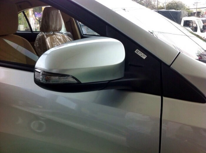 thiết kế Toyota Vios