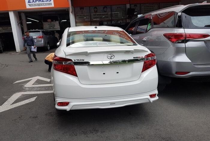 Tóm tắt ưu nhược điểm trên Toyota Vios